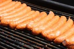 Fresh Hotdogs Royalty Free Stock Photo