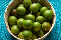Fresh huaya fruit