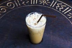 Fresh ice coffee Royalty Free Stock Image