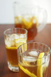 Fresh ice tea Royalty Free Stock Image