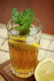 Fresh ice tea Stock Photos