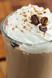 Fresh iced coffee Royalty Free Stock Image