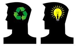 Fresh Idea. Refresh your idea to make creative thinking Royalty Free Stock Images