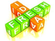 Fresh idea Stock Photo