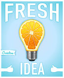 Fresh idea Stock Photography
