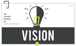 Fresh Ideas Light Bulb Graphic Concept. Fresh Ideas Light Bulb Graphic Stock Photos