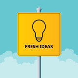 Fresh Ideas Stock Photos