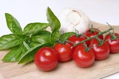 Fresh ingredients Stock Photography