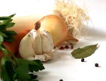 Fresh ingredients Stock Image