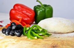 Fresh ingredients Stock Photos