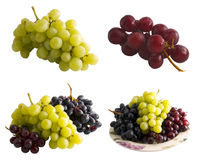 Free Fresh Isolated Grapes Stock Photo - 3234330