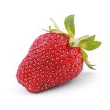 Fresh Isolated Strawberry Royalty Free Stock Photo