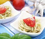 Fresh italian pasta Royalty Free Stock Image
