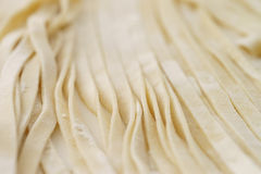 Fresh Italian Pasta Royalty Free Stock Photography