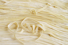 Fresh Italian Pasta Stock Photography