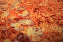 Fresh italian Pizza stock photos