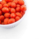 Fresh italian pomodori tomatoes Stock Photography