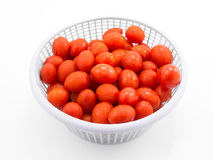 Fresh italian pomodori tomatoes Royalty Free Stock Photos