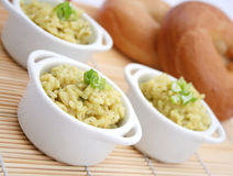 Fresh italian risotto Royalty Free Stock Images