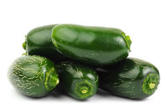 Fresh jalapeno pepper Royalty Free Stock Images