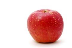 Fresh Japanese apple isolated Royalty Free Stock Photography