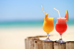 Fresh juice Royalty Free Stock Images