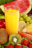 Fresh juice Stock Photos
