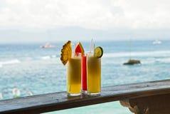 Fresh juice Stock Images