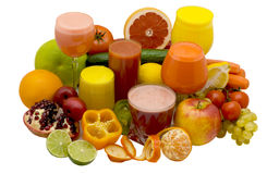 Fresh juice Royalty Free Stock Image