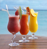 Fresh juice Royalty Free Stock Photos