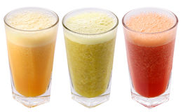 Fresh juice stock photo