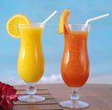 Fresh juice Stock Image