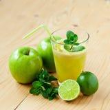 Fresh juice Royalty Free Stock Photos