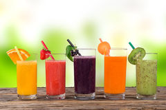 Fresh juice,Healthy drink. Royalty Free Stock Photo
