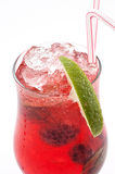 Fresh juices isolated Royalty Free Stock Photos