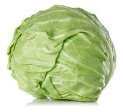 Fresh juicy cabbage Stock Image