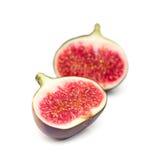 Fresh Juicy Figs Stock Photo