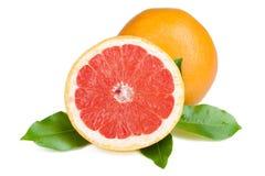 Fresh juicy grapefruit Royalty Free Stock Image