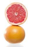 Fresh juicy grapefruit Royalty Free Stock Photos