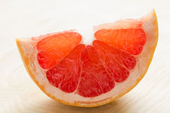 Fresh juicy grapefruit Stock Images