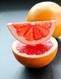 Fresh juicy grapefruit Stock Photos