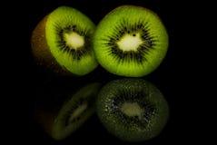 Fresh & Juicy Kiwi Royalty Free Stock Photography