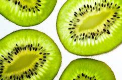 Fresh juicy kiwi fruit slice Royalty Free Stock Photo