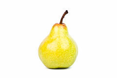 Fresh juicy pear  Royalty Free Stock Photos
