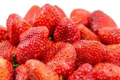 Fresh Juicy Strawberry. Royalty Free Stock Photos