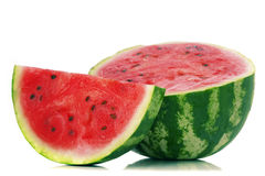 Fresh juicy watermelon Royalty Free Stock Images