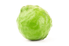 Fresh Kaffir Lime Royalty Free Stock Images