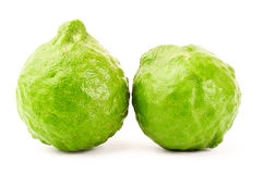 Fresh Kaffir Lime Stock Images