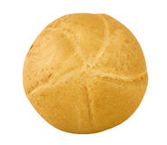 Fresh kaiser bun Royalty Free Stock Image