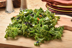 Fresh kale Royalty Free Stock Photos